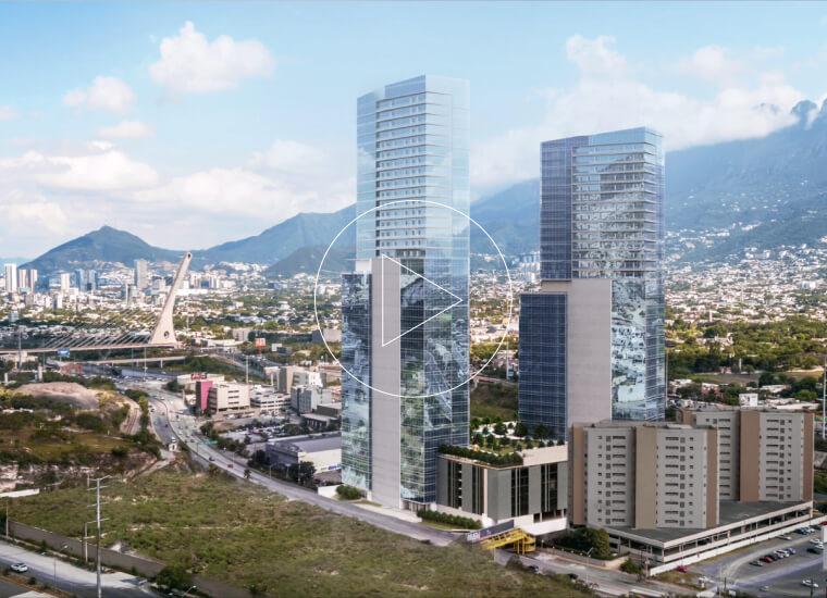 Departamentos en preventa en Monterrey